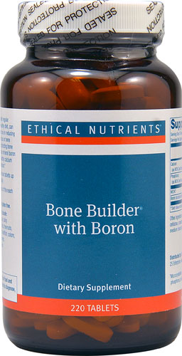 BONE BUILDER WITH BORON  220 TABLET