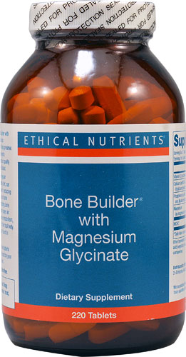 BONE BUILDER WITH MAGNESIUM GLYCINATE  220 TABLET