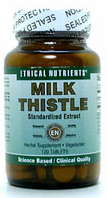MILK THISTLE EXTRACT  120 TABLET