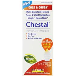 CHESTAL ADULT COLD & COUGH  6.7 OZ