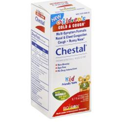 CHILDREN'S CHESTAL COLD & COUGH  6.7 OZ