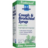 COUGH/BRONCH SYRUP ZINC 8 OZ