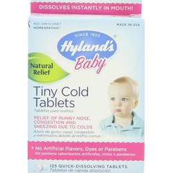 C-PLUS COLD TABLETS 125 TAB