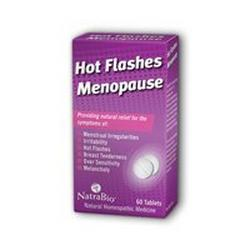 HOT FLASHES MENOPAUSE RELIEF 60  TABLETS