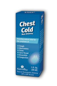CHEST COLD NO. 1 OZ