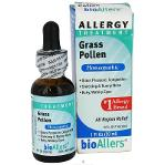 ALLERGY RELIEF GRASS POLLEN BIOALLERS 1 OZ