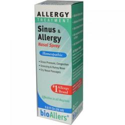 SINUS & ALLERGY NASAL SPRAY 0.8 OZ