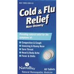 COLD&FLU RELIEF 60 TB