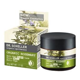 FACIAL CREAM NIGHT CARE ANTI-AGE ORGANIC ROSEMARY  1.7 OZ