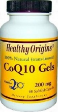 COQ10 200MG (KANEKA Q10)  60 SOFTGEL