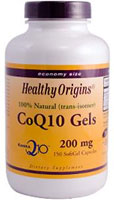 COQ10 200MG (KANEKA Q10)  150 SOFTGEL