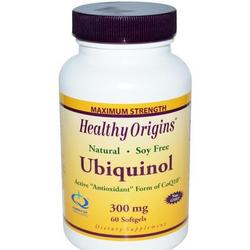 UBIQUINOL 300MG  60 SOFTGEL