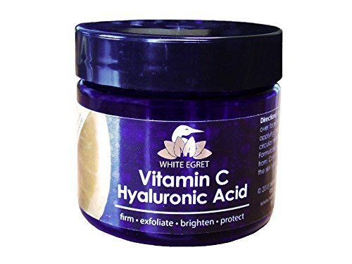 HYALURONIC ACID DAY SERUM WITH VITAMIN C  2 OZ