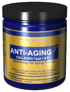 ANTI-AGING 3 COLLAGEN TROPICAL  300 GM