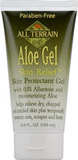 ALOE GEL SKIN RELIEF 5 OZ