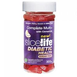 新生命 Diabetic Health Complete Multi + Cinnamom Gummies  30  片