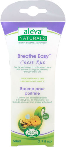 BABY BREATHE EASY CHEST RUB  1.7 OZ