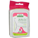 MATERNAL CARE BAMBOO FEM WIPES  30 CT