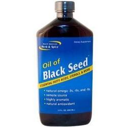 OIL OF BLACK SEED-PLUS  12 OZ