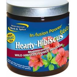 HEARTY HIBISCUS TEA  5 OZ