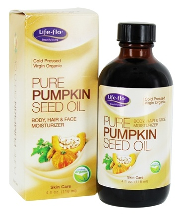 Pure Organic Pumpkin Seed Oil  4 oz