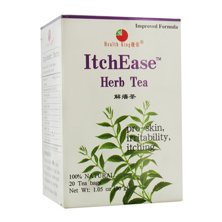 ITCHEASE TEA  20 BAG