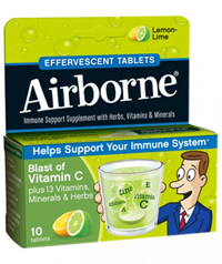 Effervescent Health Formula Very Berry 10 tablet