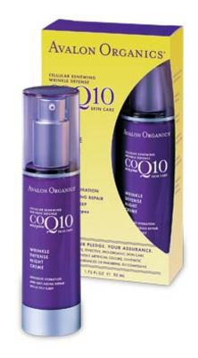 COQ10 WRINKLE DEFENSE NIGHT CREME  1.75 OZ