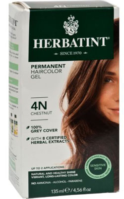 HERBATINT HAIR COLOR 4N CHESTNUT KIT 4.5OZ