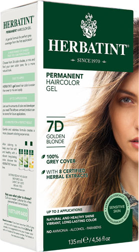 HAIR COLOR 7D GOLDEN BLOND KIT 4.5OZ