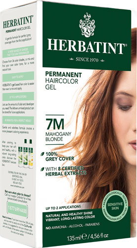 HERBATINT HAIR COLOR 7M MAHOGANY BLOND KIT 4.5OZ