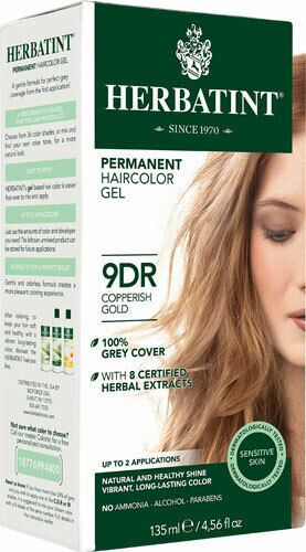 HERBATINT PERMANENT COPPERISH GOLD (9DR)  4 OZ