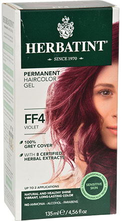 HERBATINT FLASH FASHION VIOLET FF4 130 ML