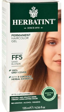 HERBATINT FLASH FASHION SAND BLONDE FF5  130 ML
