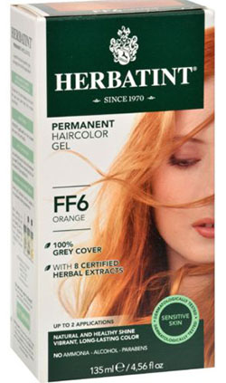 HERBATINT FLASH FASHION ORANGE FF6  130 ML