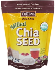 MILLED CHIA SEEDS  12 OZ