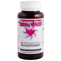 BLOOD TONER  100 CAP VEGI