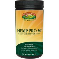 PROTEIN POWDER,HEMP 16 OZ
