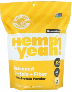 HEMP PRO50 PROTEIN POWDER  32 OZ