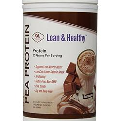 PEA PROTEIN 13 SERVINGS CHOCOLATE  488 GM
