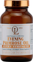 EVENING PRIMROSE OIL 1.3G 60 SGEL