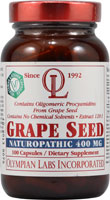 GRAPE SEED EXTRACT 400MG  100 CAP