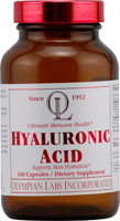 HYALURONIC ACID 100 CAP