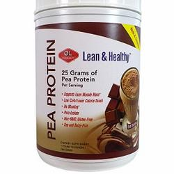 CHOCOLATE PEA PROTEIN  805 GM