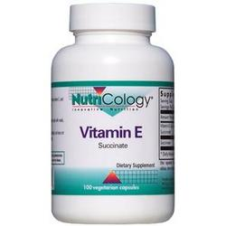 VITAMIN E SUCCINATE  100 CAP