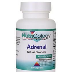 ADRENAL NATURAL GLANDULAR  150 CAP