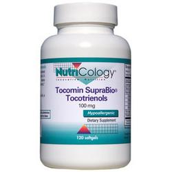 TOCOMIN SUPRABIO TOCTRIENOLS 100MG  120 SOFTGEL