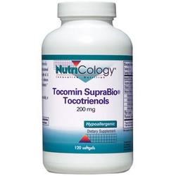 TOCOMIN SUPRABIO TOCTRIENOLS 200MG  120 SOFTGEL