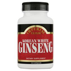 Korean White Ginseng  50 膠囊