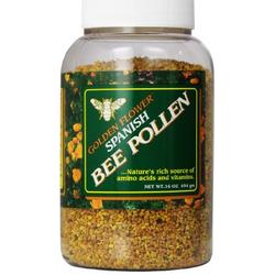 GOLDEN FLOWER SPANISH BEE POLLEN  16 OZ